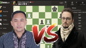 The Chess Match Polemic IM GothamChess VS Dewa Kipas